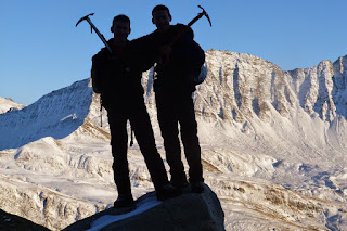 Mont-Tondu 3200 m 26/10/2011