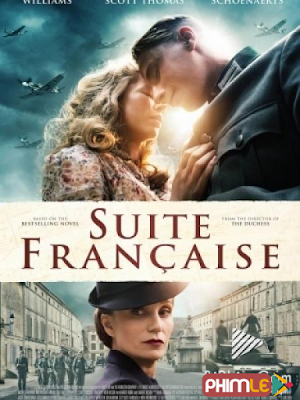 Phim Mối Tình Giữa Thế Chiến - Suite Francaise (2014)