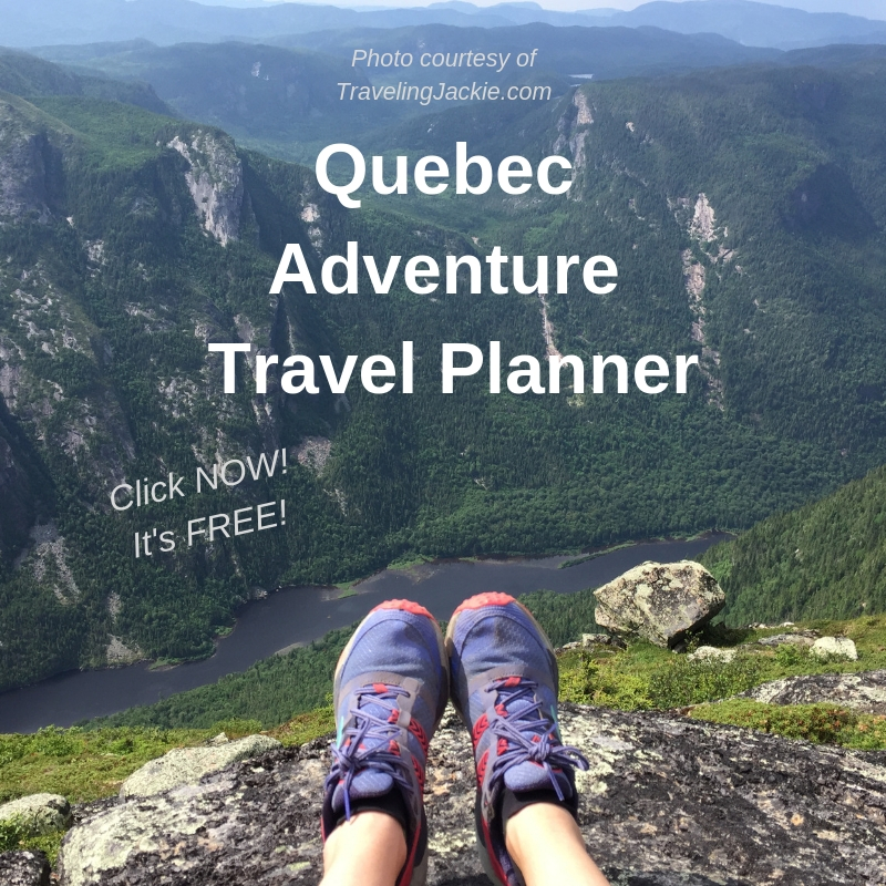 Click here for your FREE Quebec Travel Planner