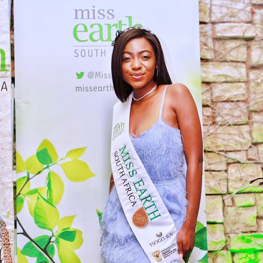 Ontmoet Miss Earth 2019 Lungo Katete - SowetanLIVE