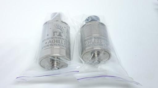 DSC 7231 thumb%255B2%255D - 【RDA】 ACHILLES dual RDA by Titanium Mods (アキレスデュアルRDA)レビュー。アキレスIIのデュアルビルド対応バージョン!チタン製で軽量・爆煙・味良し