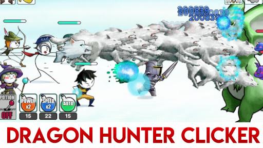 Dragon Hunter Clicker APK MOD DINHEIRO INFINITO