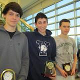 BU 19: 3rd - James Watson (Darien, CT); Champion - Max Martin (New Haven, CT); Finalist - Sean Kenny (Villanova, PA)