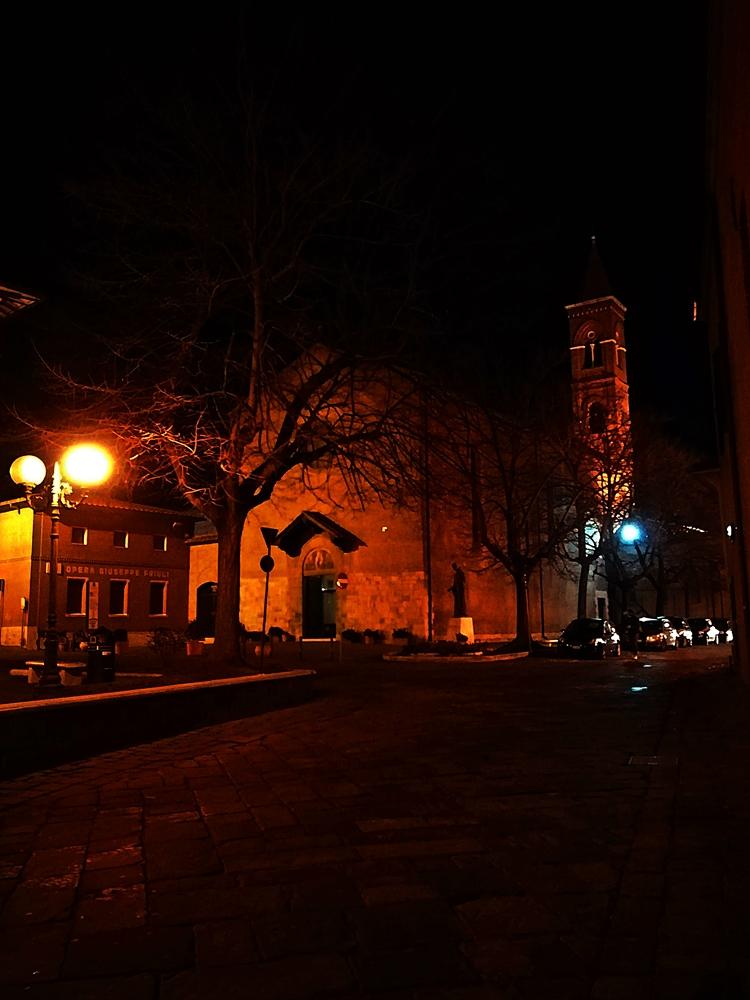 Night landscape di FransuaR