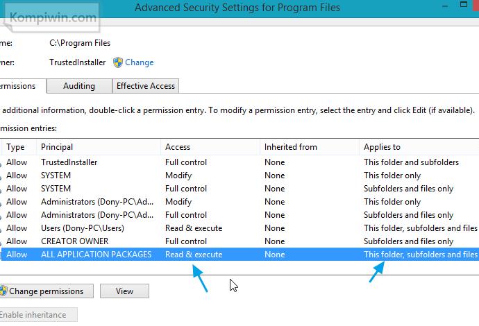 mengatasi aplikasi windows 8.1 tidak bisa dibuka