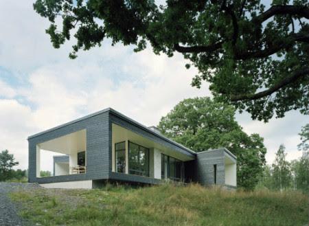 Villa Remshagen, una casa de campo idílica.
