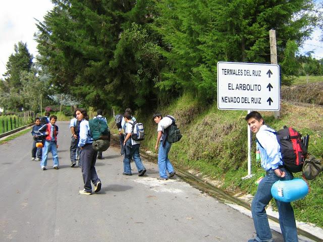 Subida Gallinazo