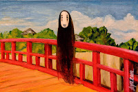 No Face from Anime Spirited Away