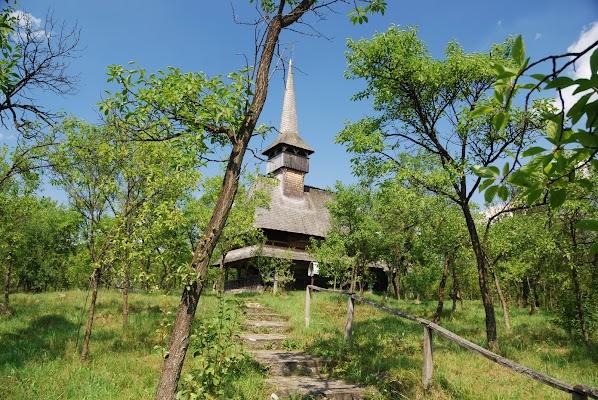 Holzkirche von Barsana