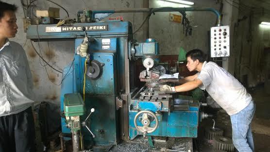 Cơ khí Phúc Thịnh chuyên dịch vụ cơ khí nhà xưởng, chế tạo cầu thông gió, máng xối nhà xưởng chất lượng giá rẻ nhất