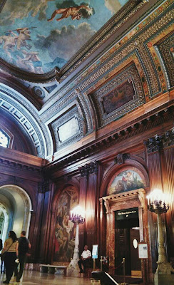New York Public Library, 5th Ave at 42nd St, New York, NY 10018, United States