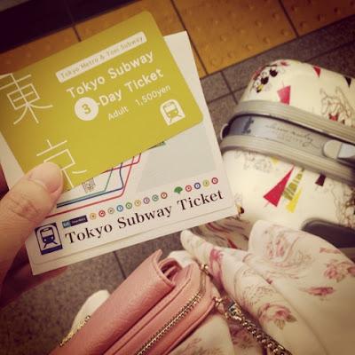 (2015。8月)一個人遊東京。出發篇