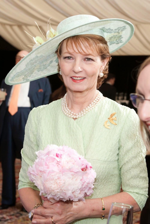 Garden Party 10 mai 2014, Palatul Elisabeta - Principesa Margareta, Principesa Maria, Principele Radu, Principele Nicolae
