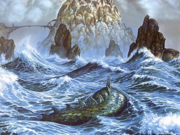 Sea Dragon, Magick Lands 3