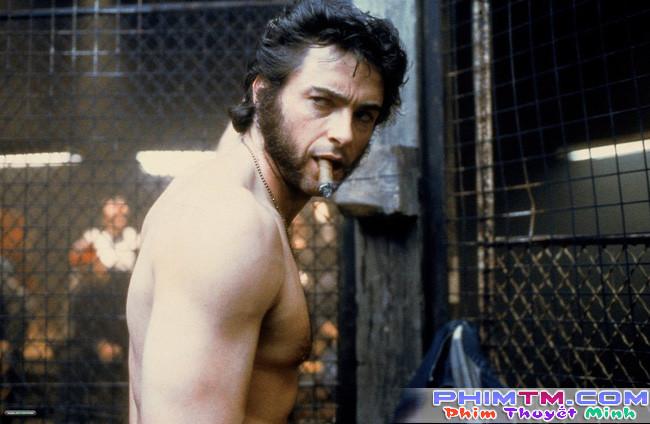 """Cùng xem lần đầu tiên Hugh Jackman """"hóa sói"""" - Ảnh 3."""