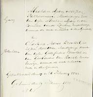 Apon, Abraham en Breukel, Clasijna Maria Huwelijk 29-02-1832 Rotterdam.jpg