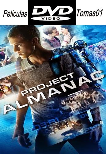 Project Almanac (Bienvenidos al Ayer) (2015) DVDRip