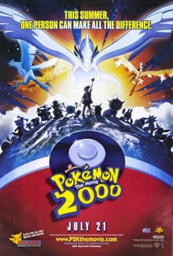 Pokemon The Movie 02 ลูเกีย จ้าวแห่งทะเลลึก
