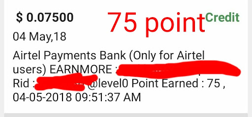 How to complate airtel payments bank offer in Champ cash?