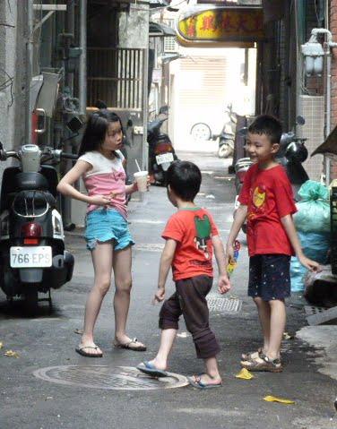 TAIWAN. Taipei ballade dans un vieux quartier - P1020572.JPG