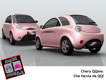 Chery QQme - autodimerda.it