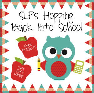 Back to School Blog Hop! image