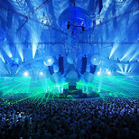 sensation canada at the rogers centre in toronto in Toronto, Ontario, Canada