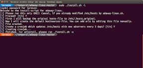 Linux sin anuncios - 2