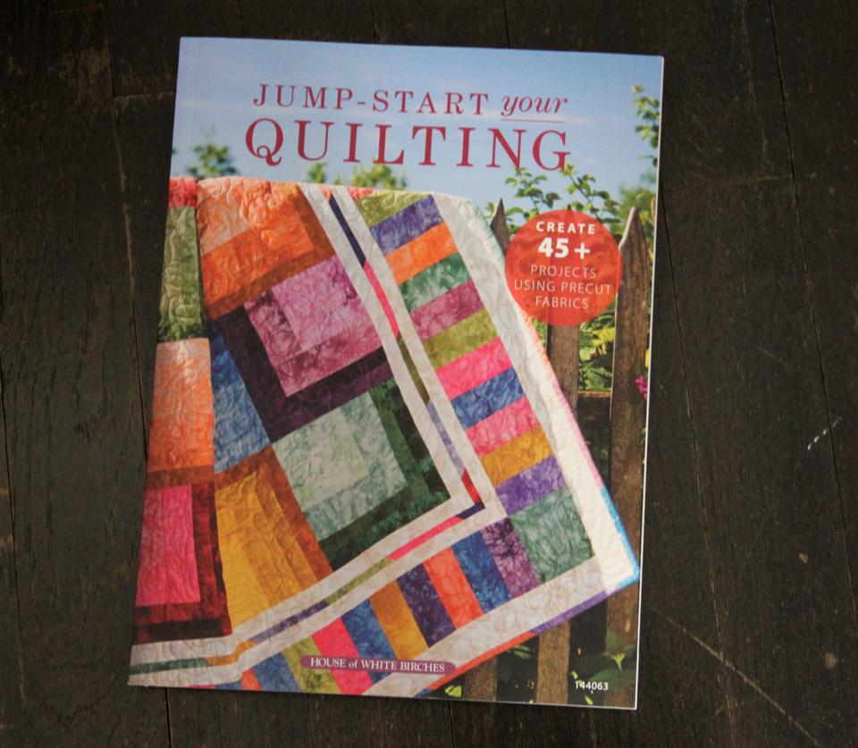 V Findlay Wolfe BLOG: Jump Start Your Quilting Blog Tour