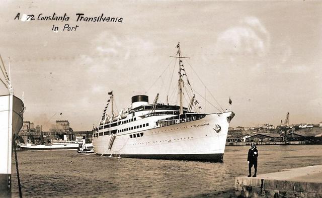 Transilvania ship