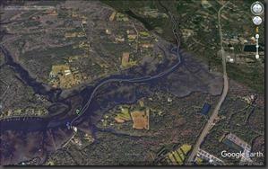 Wando River Track