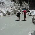 Kanjon Saklikent (na turskom skriveni grad) - dubok 300m, dug 18km, a prohodan prva 4km