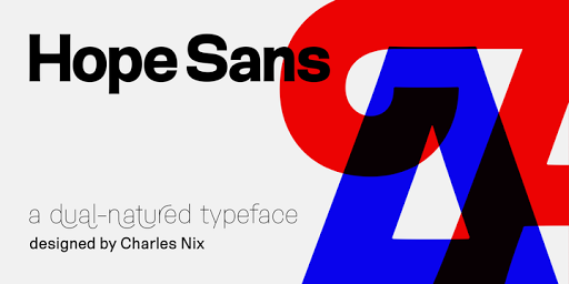 Download Hope Sans™ Fonts by Monotype