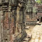 Angkor - Tempel Preah Khan