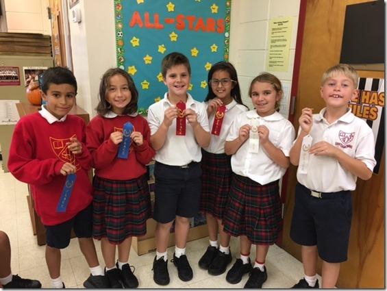 The 'Ville: School Days: 3rd Grade First Nine Weeks {Riley}