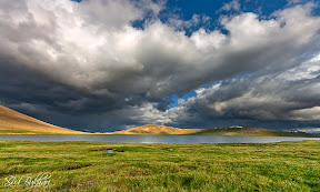 Sheosar Lake , Deosai Plains