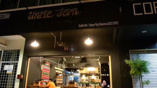 Restoran Uncle Sam Seksyen 15 Shah Alam
