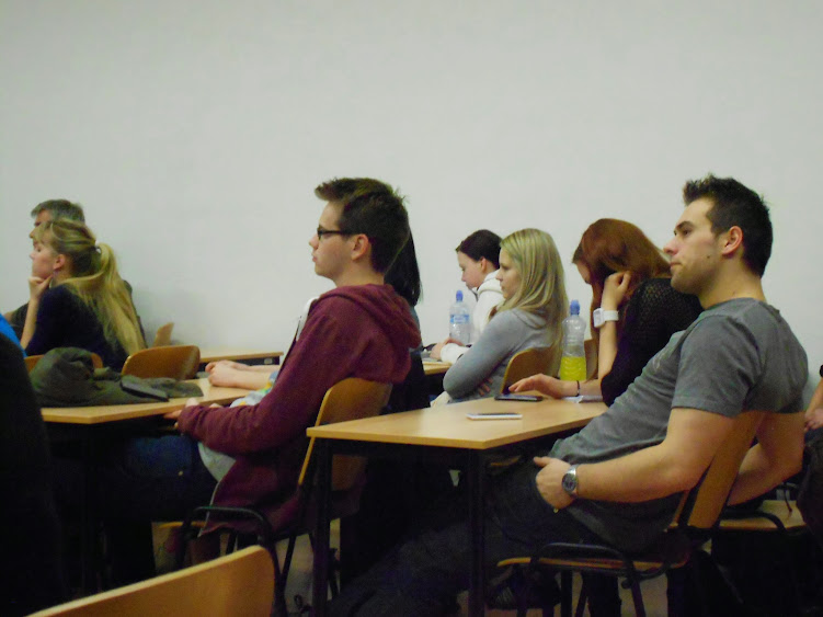 Účastníci Bezpečnostní středy. Foto: Zuzana Brandová