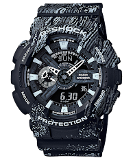 Casio Edifice Multi Hand : ef-326d