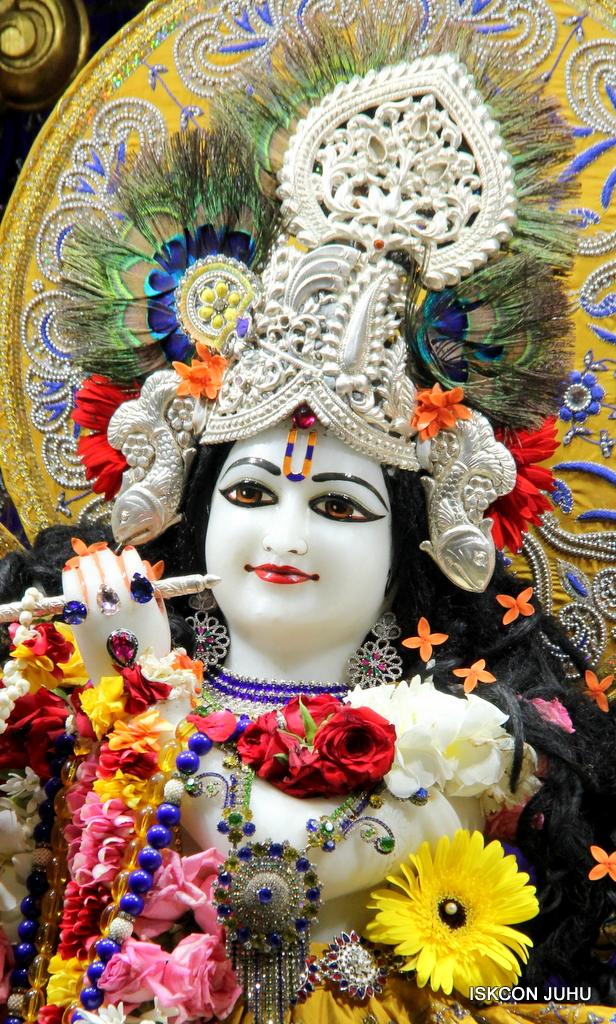 ISKCON Juhu Sringar Deity Darshan on 7th Sep 2016 (78)