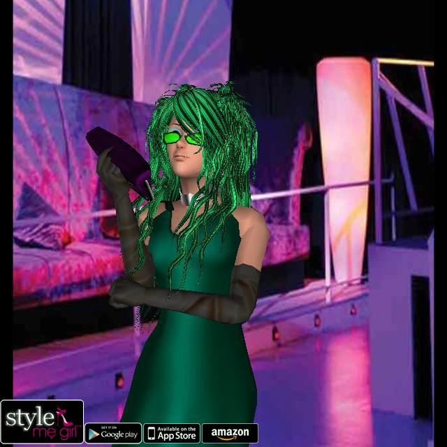 Style Me Girl Level 27 -  Envy - Layla