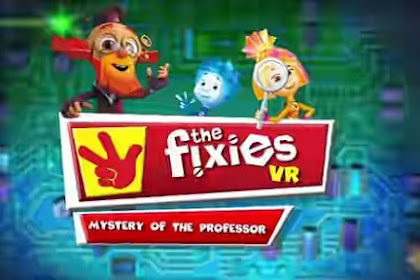 Fixies: Mystery of the Professor v2.6 Full Apk For Android