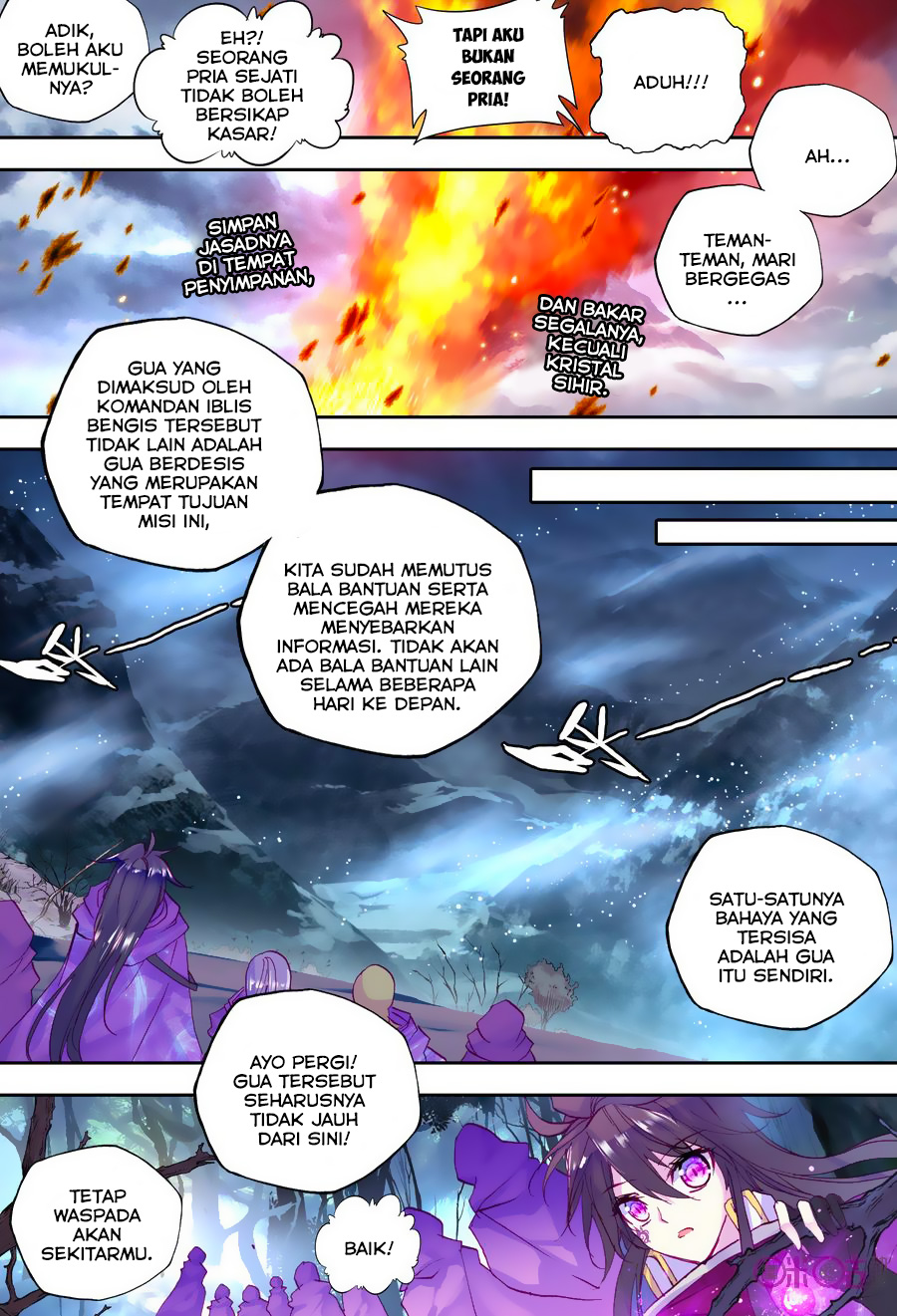 Baca Manga Shen Yin Wang Zuo Chapter 107 Komik Station