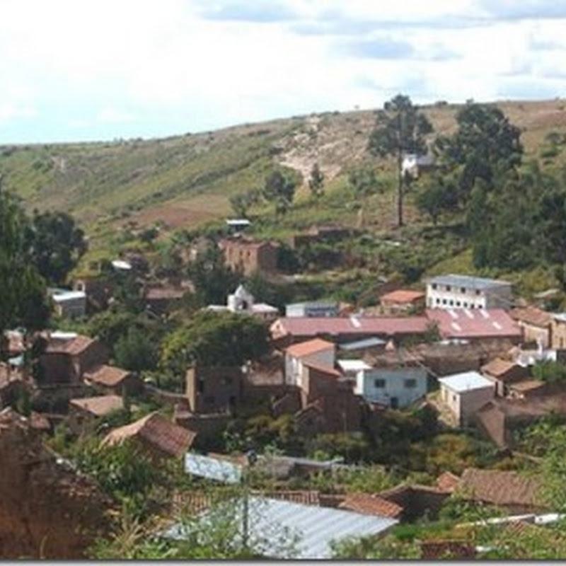 Arampampa: municipio potosino (Bolivia)