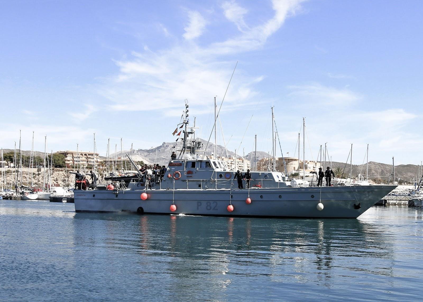 Bautismos de Mar - Formentor