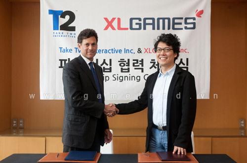 MMORPG Civilization đang được XL Games phát triển 3