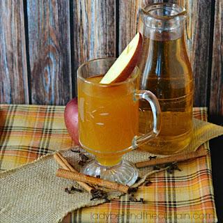 Caramel Apple Cider.
