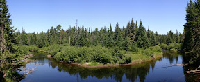 Whiskey Rapids panorama