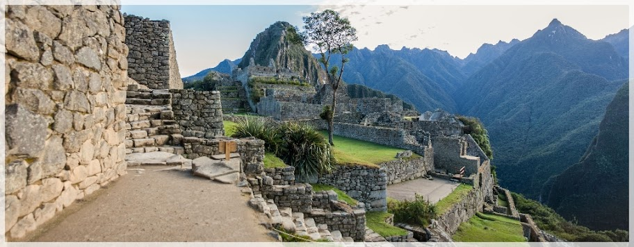 Machupicchu, the lost city f the incas