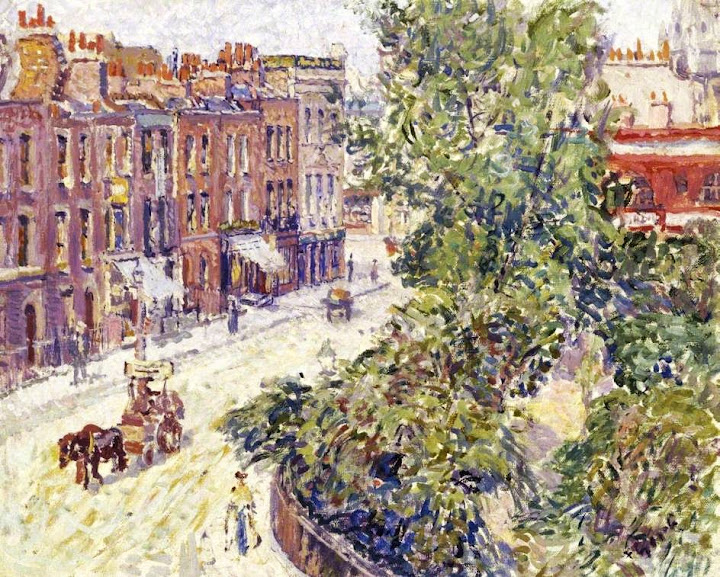 Spencer Gore - Mornington Crescent, London